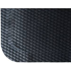 MAT, BLACK NITRILE CUSHION, 2'X3'
