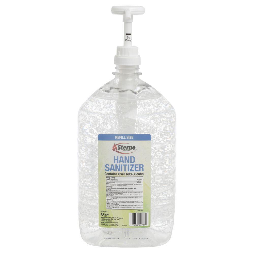 Sterno Hand Sanitizer