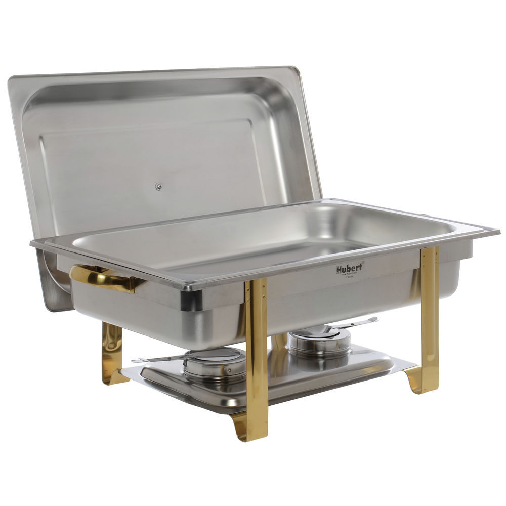 Stainless Steel Chafing Dish with Polished Mirror Finish