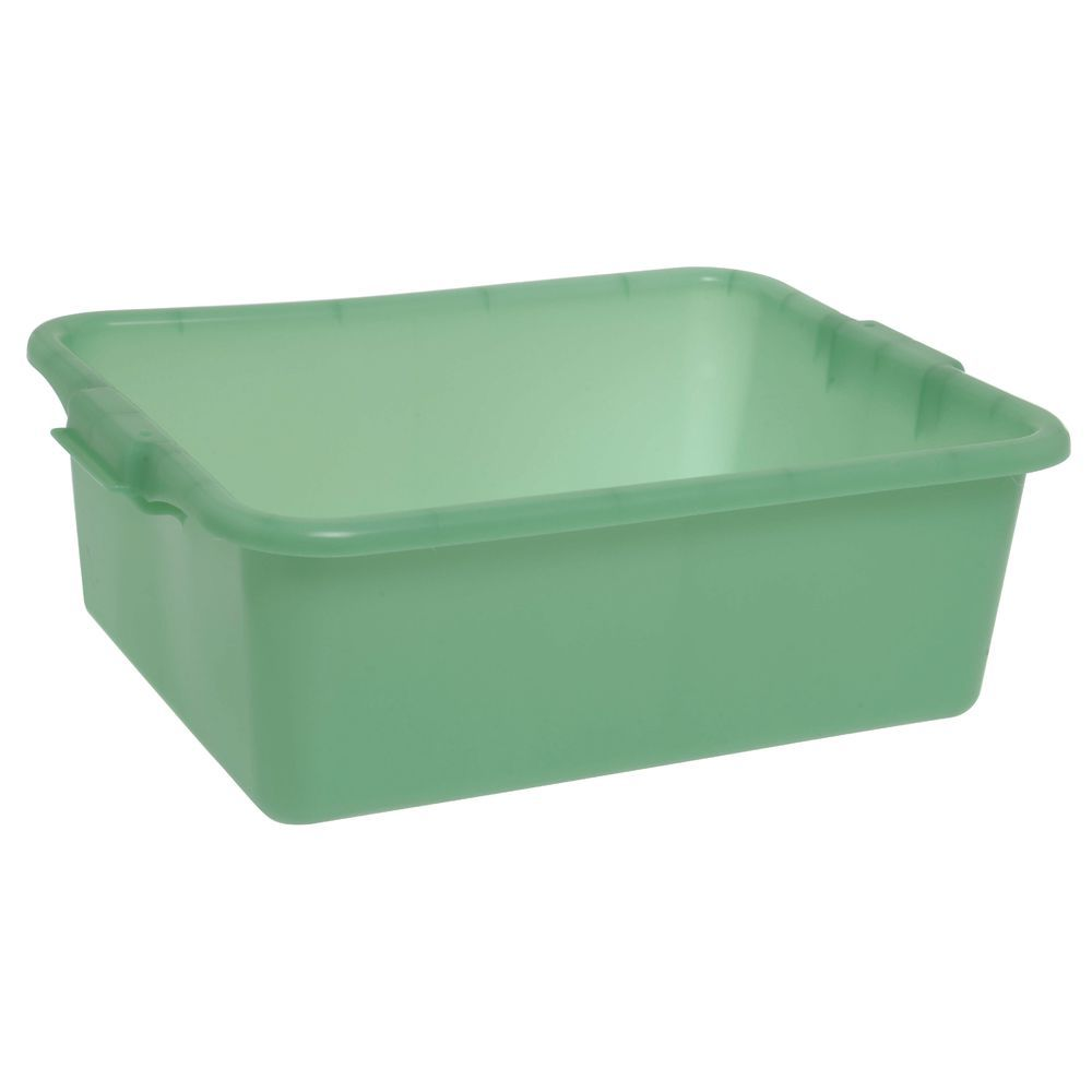 "Food Boxes Solid 20""L x 15""D x 7""H Green"