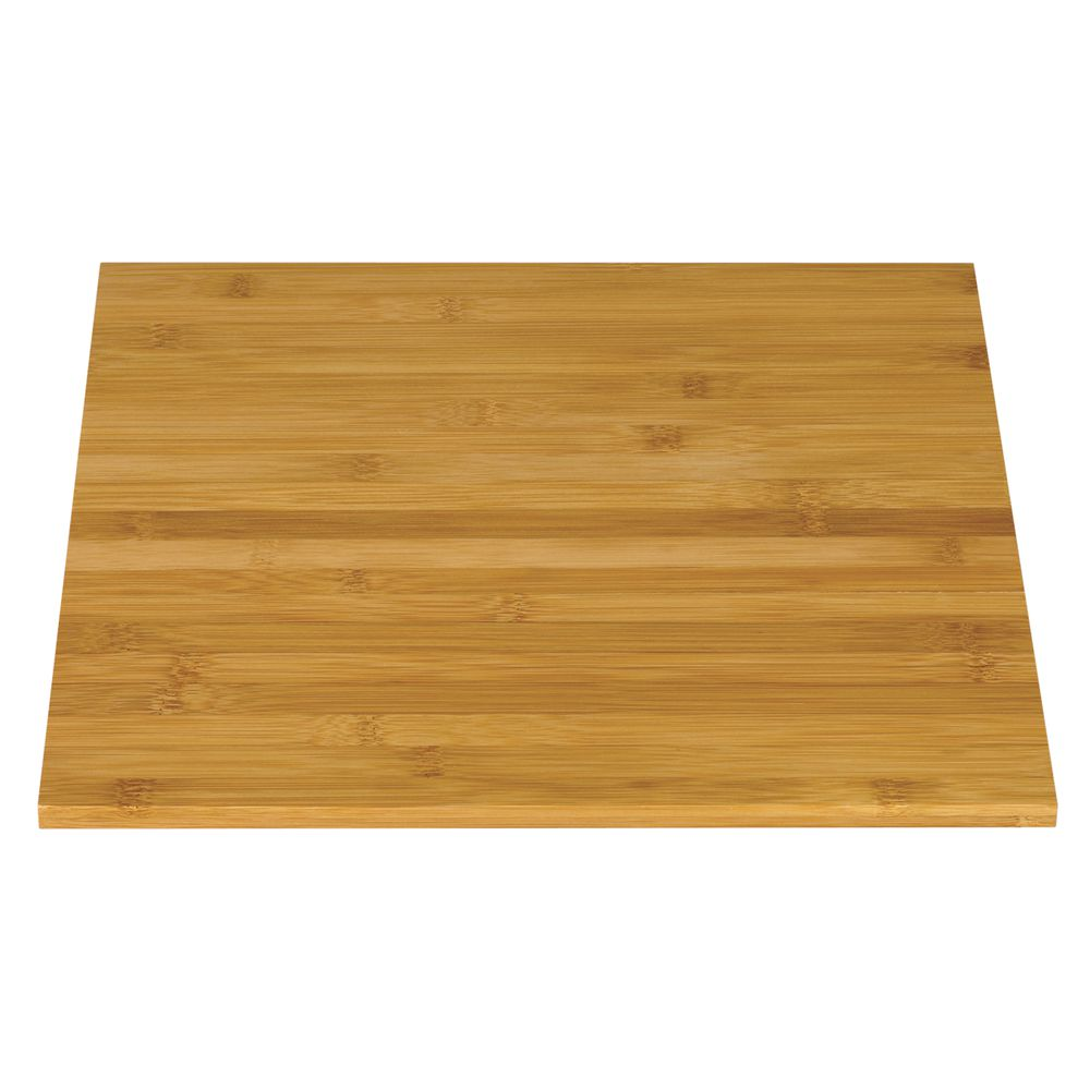 PLATTER, DISPLAY, BAMBOO, SQUARE