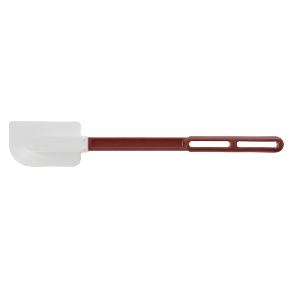 Rubber Spatula with Contoured Handle