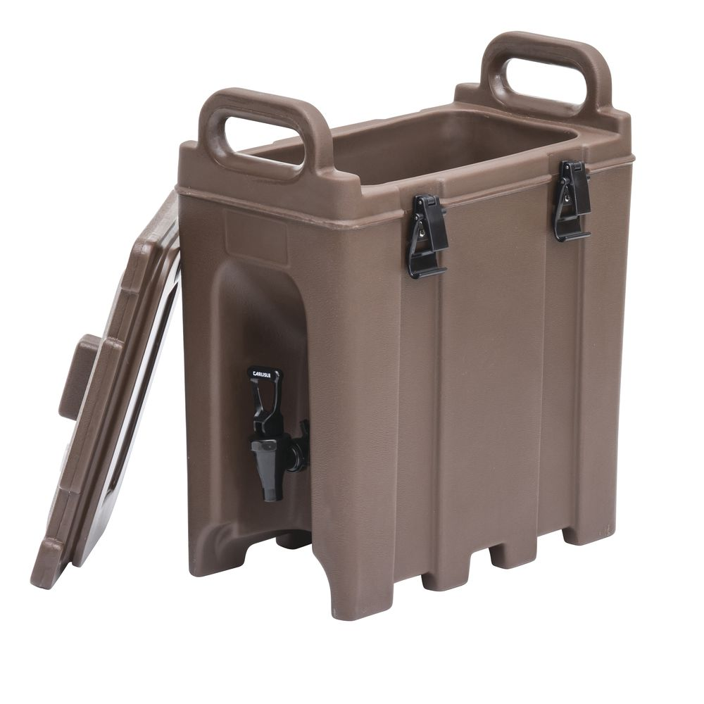 SERVER, BEV, INSULATED, BROWN, 2.5 GALLON