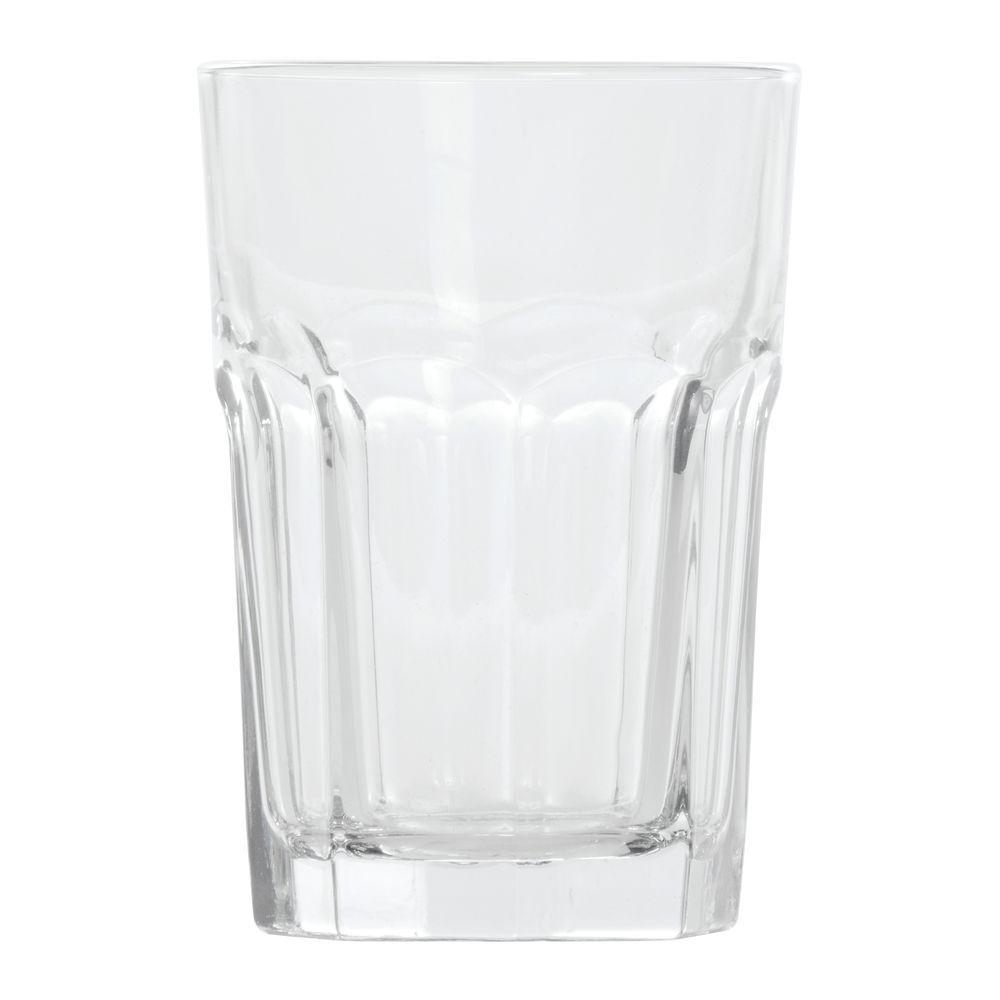 GLASS, GIBRALTAR BEVERAGE 12 OZ.