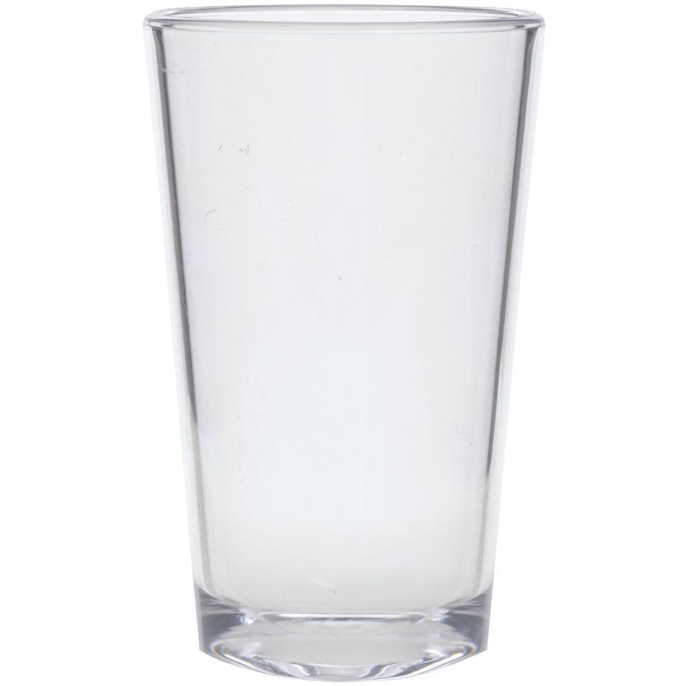 GLASS, PINT/MIXING, PLASTIC, ALIBI, 16 OZ