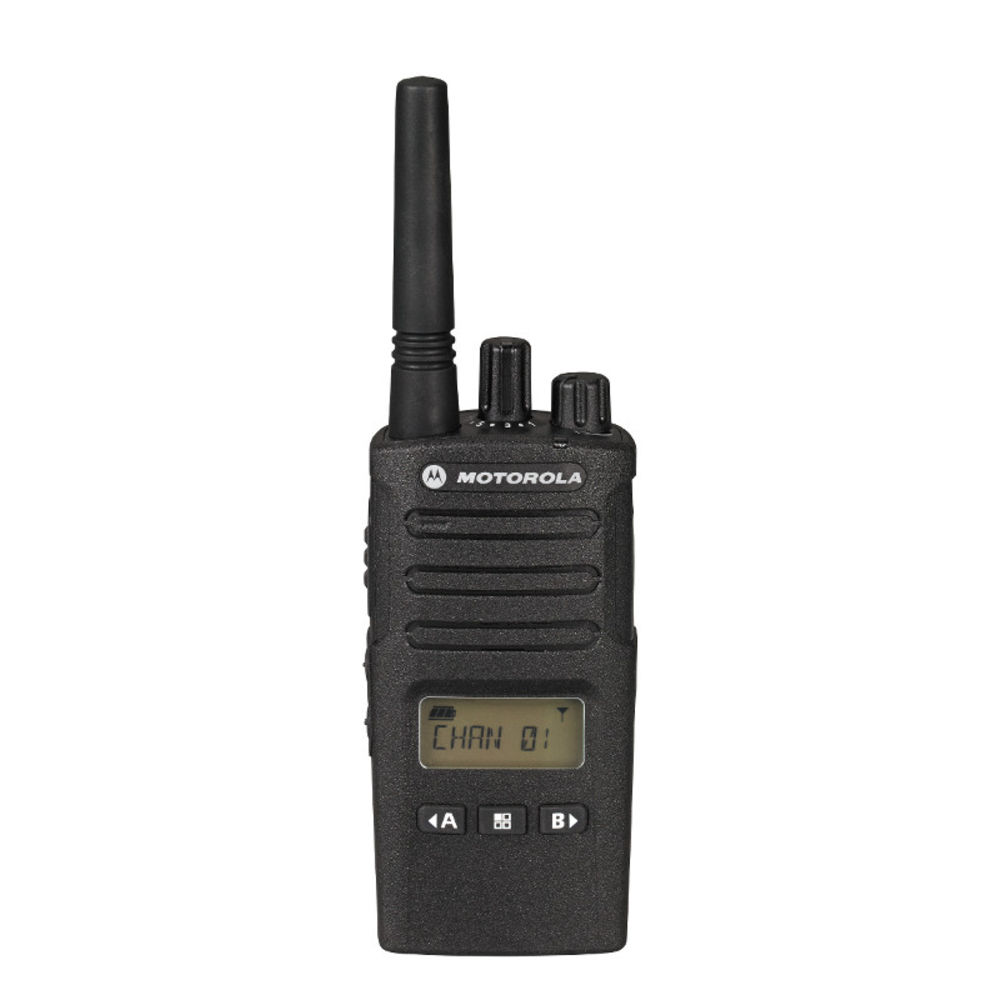 RADIO, UHF 2-WATT, 8 CHANNELS DISPLAY