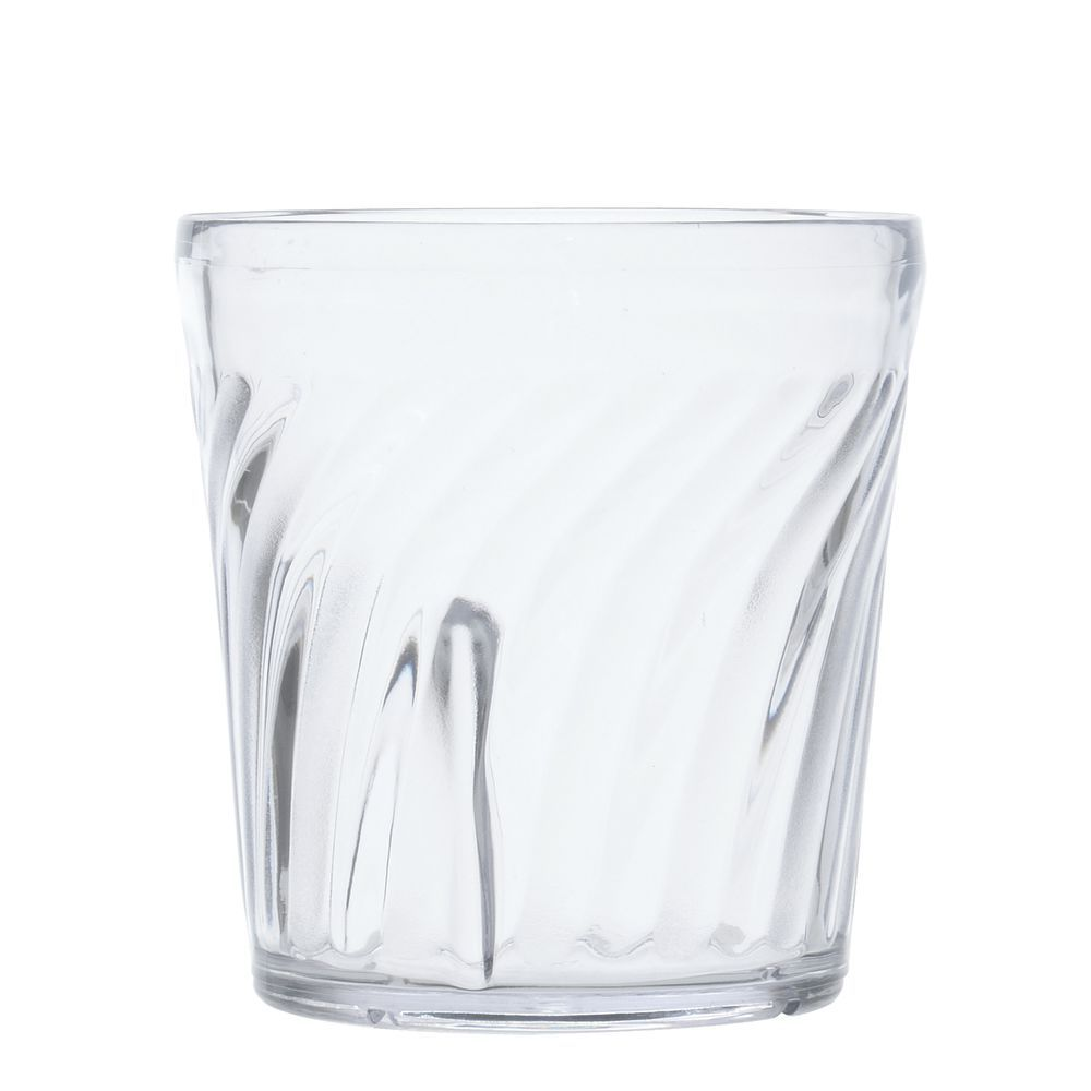 Polycarbonate Glassware in Clear