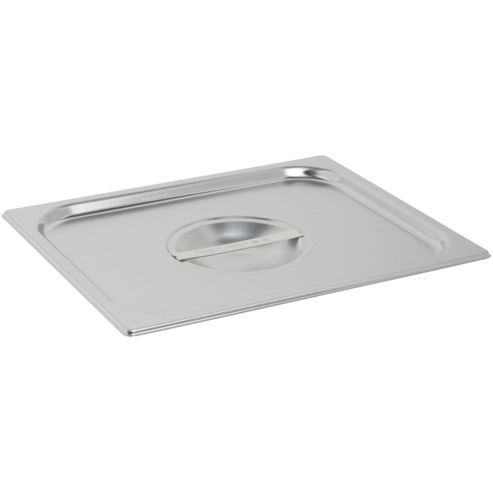 Vollrath® Steam Table Covers 1/2 Size Flat Solid