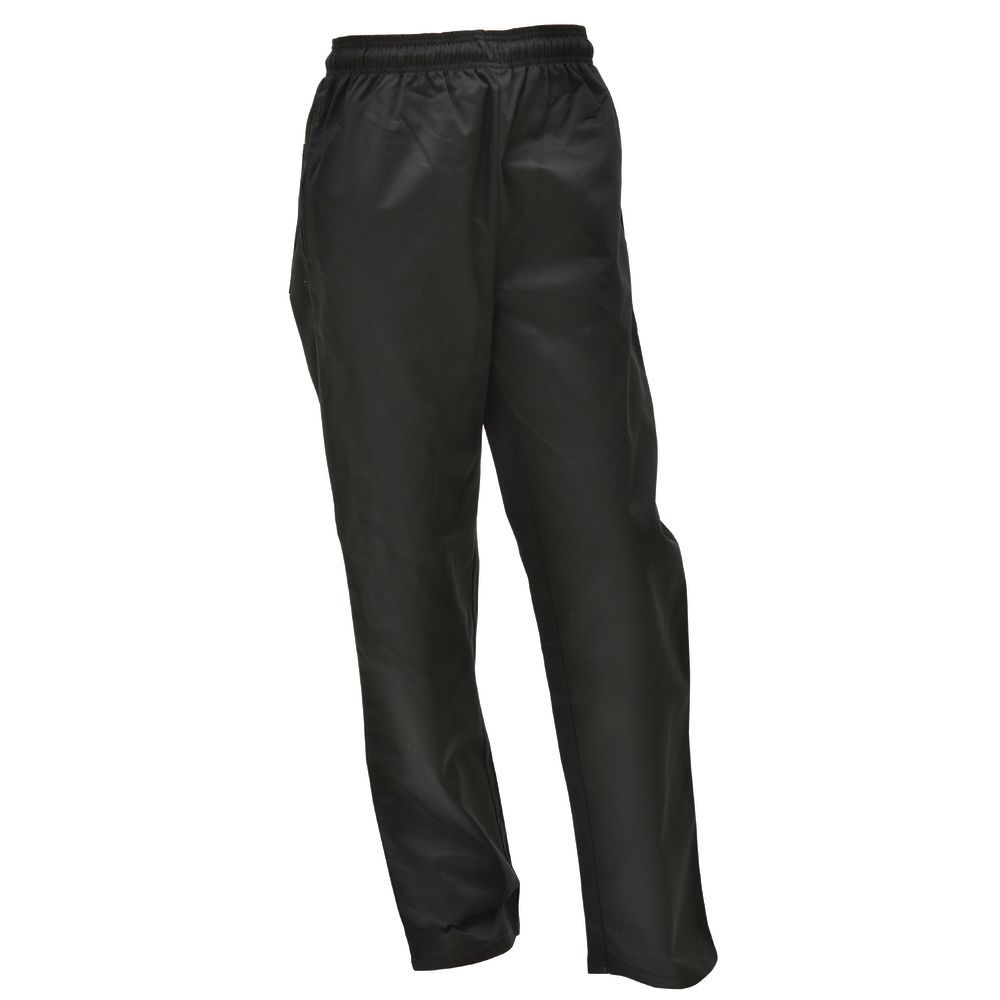 TROUSER, VEGAS CHEFS, LARGE, BLACK