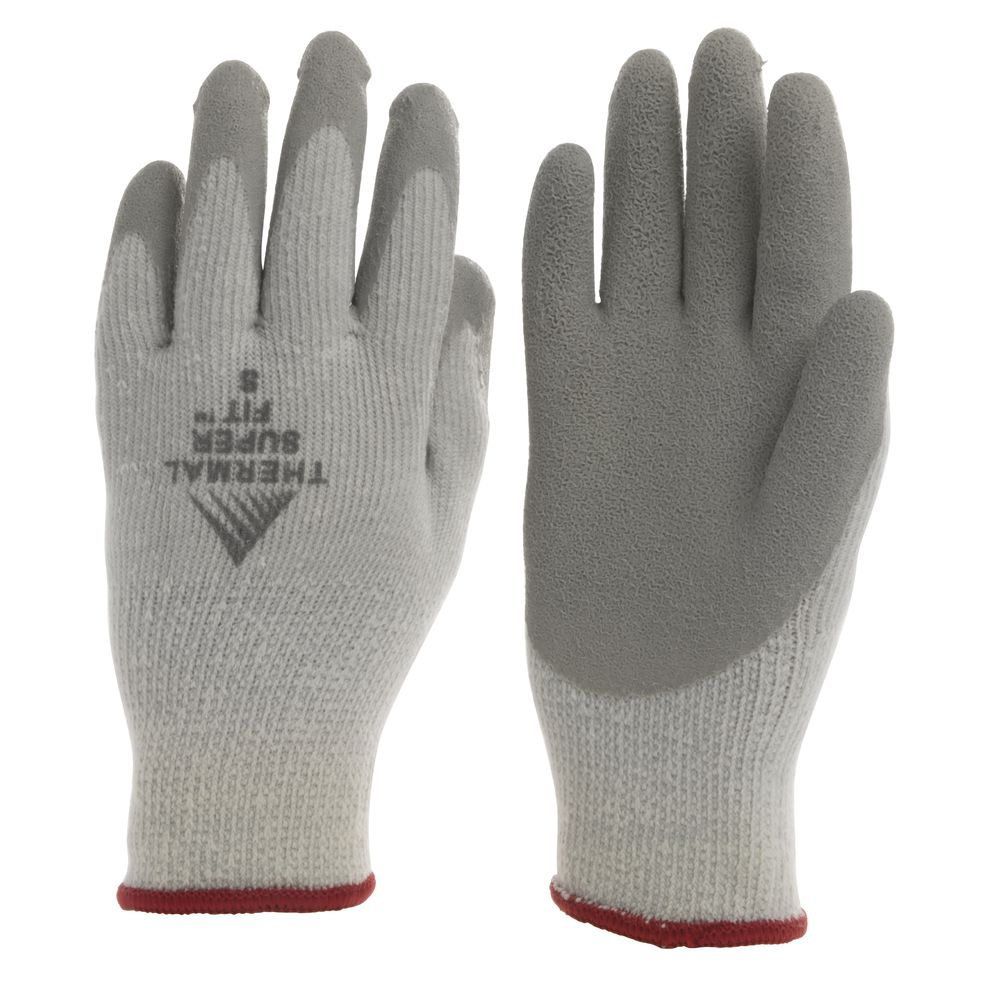 Super-Fit Thermal Work Gloves Small|Super-Fit Thermal Work Gloves Small