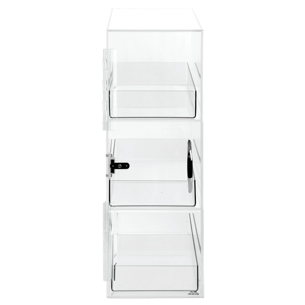 Bread Storage Display with Crystal Clear Exterior
