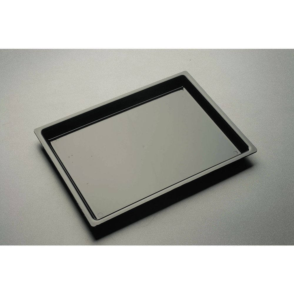 Rectangular Acrylic Tray 10 x 14 in Black