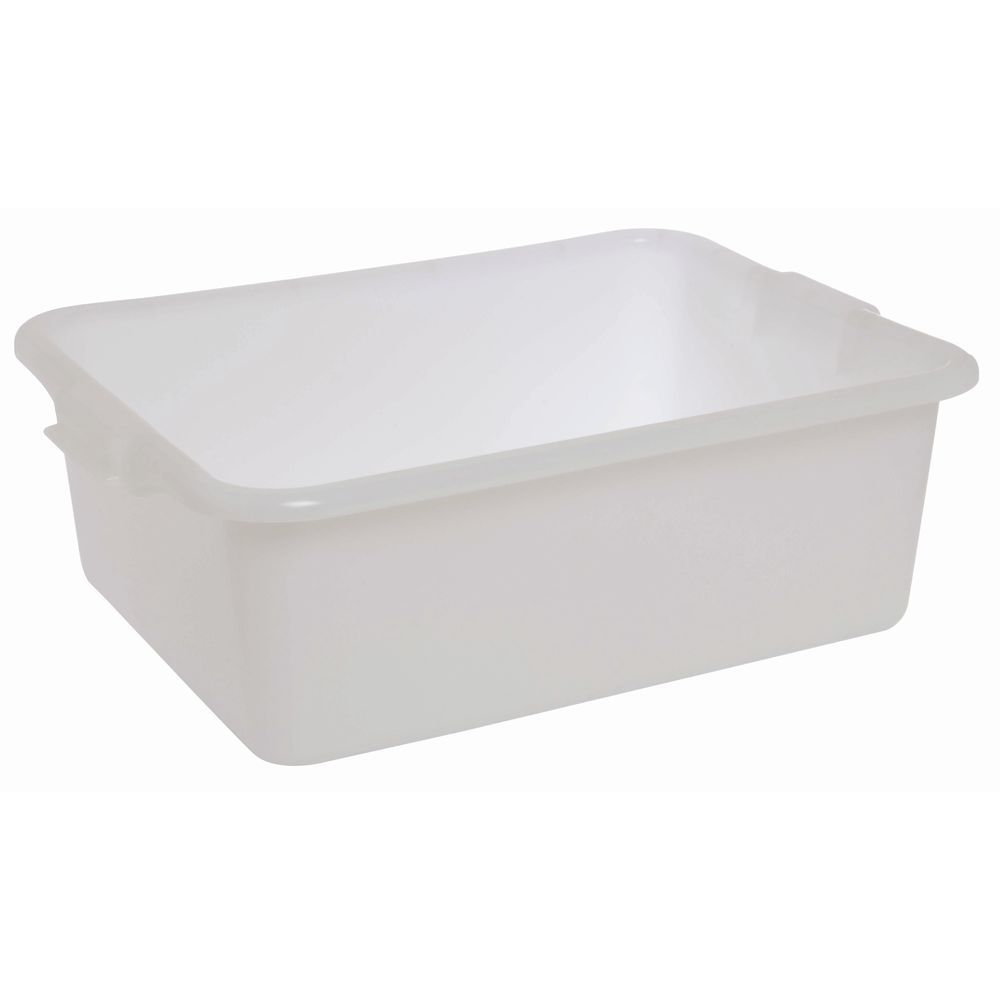 "Food Boxes Solid 20""L x 15""D x 7""H White"