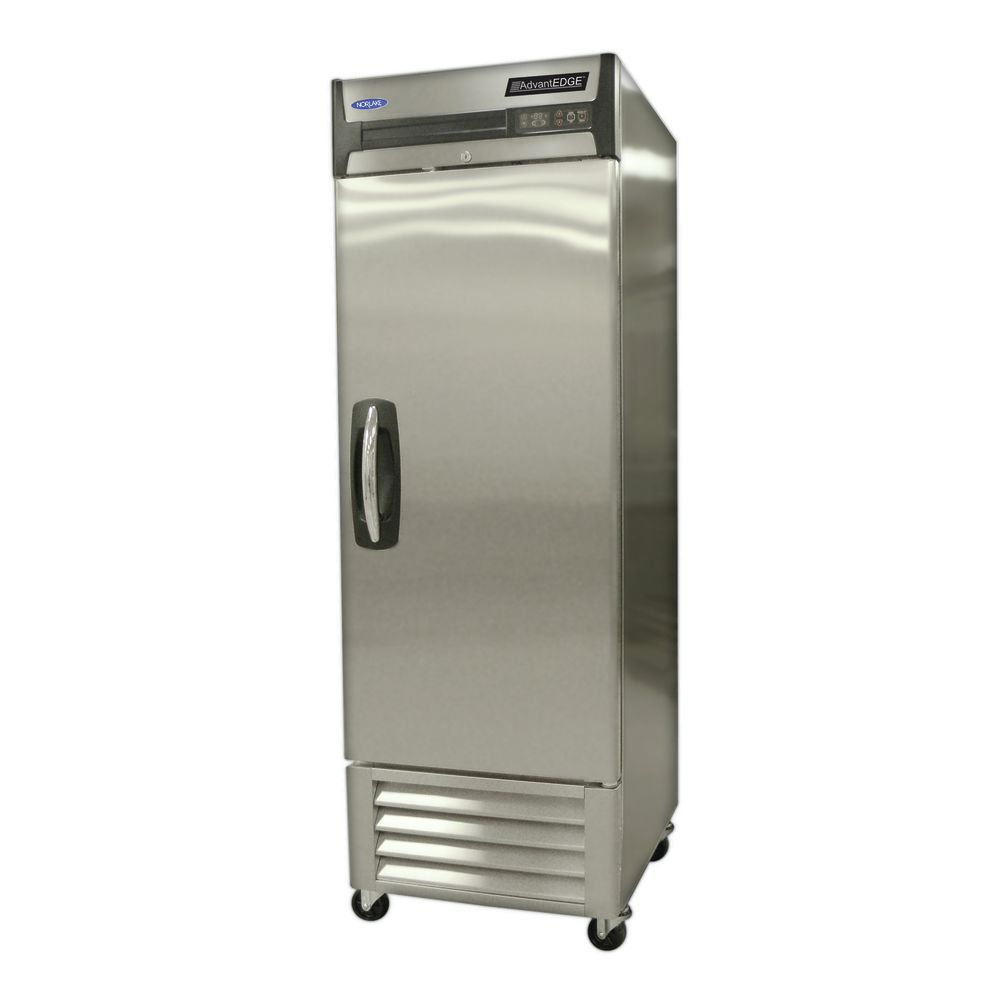 REFRIGERATOR, REACH-IN, 23 CU FT