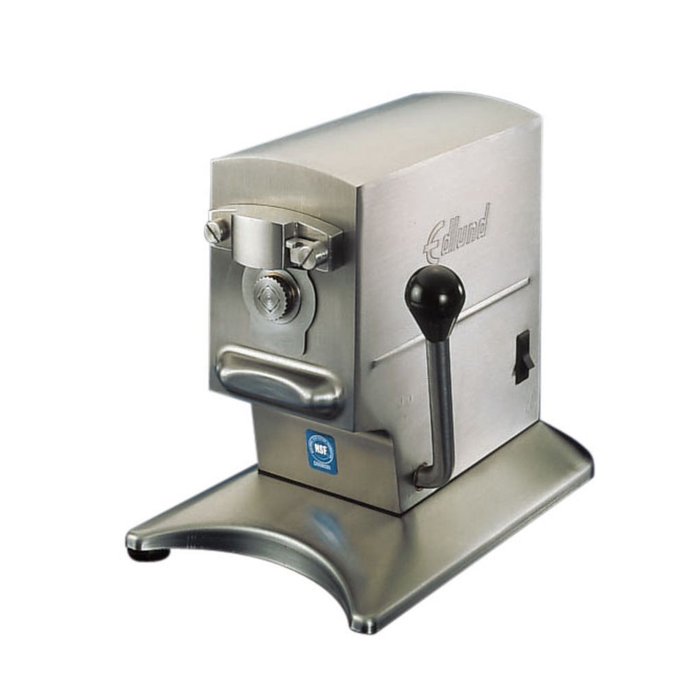 Edlund Stainless Steel Dual Speed Electric Can Opener 6 34w X