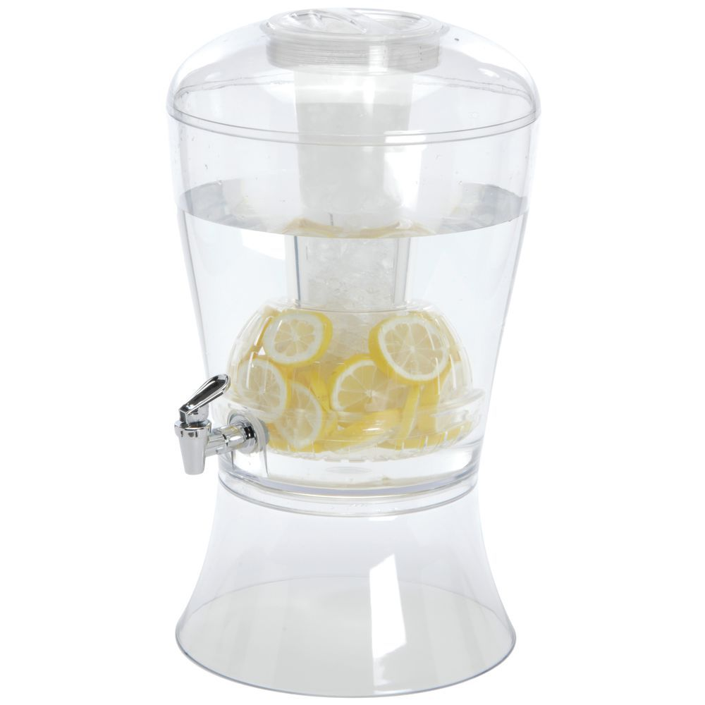 DISP, BEV, 3GAL, W/REMOVABLE CORE + INFUSER