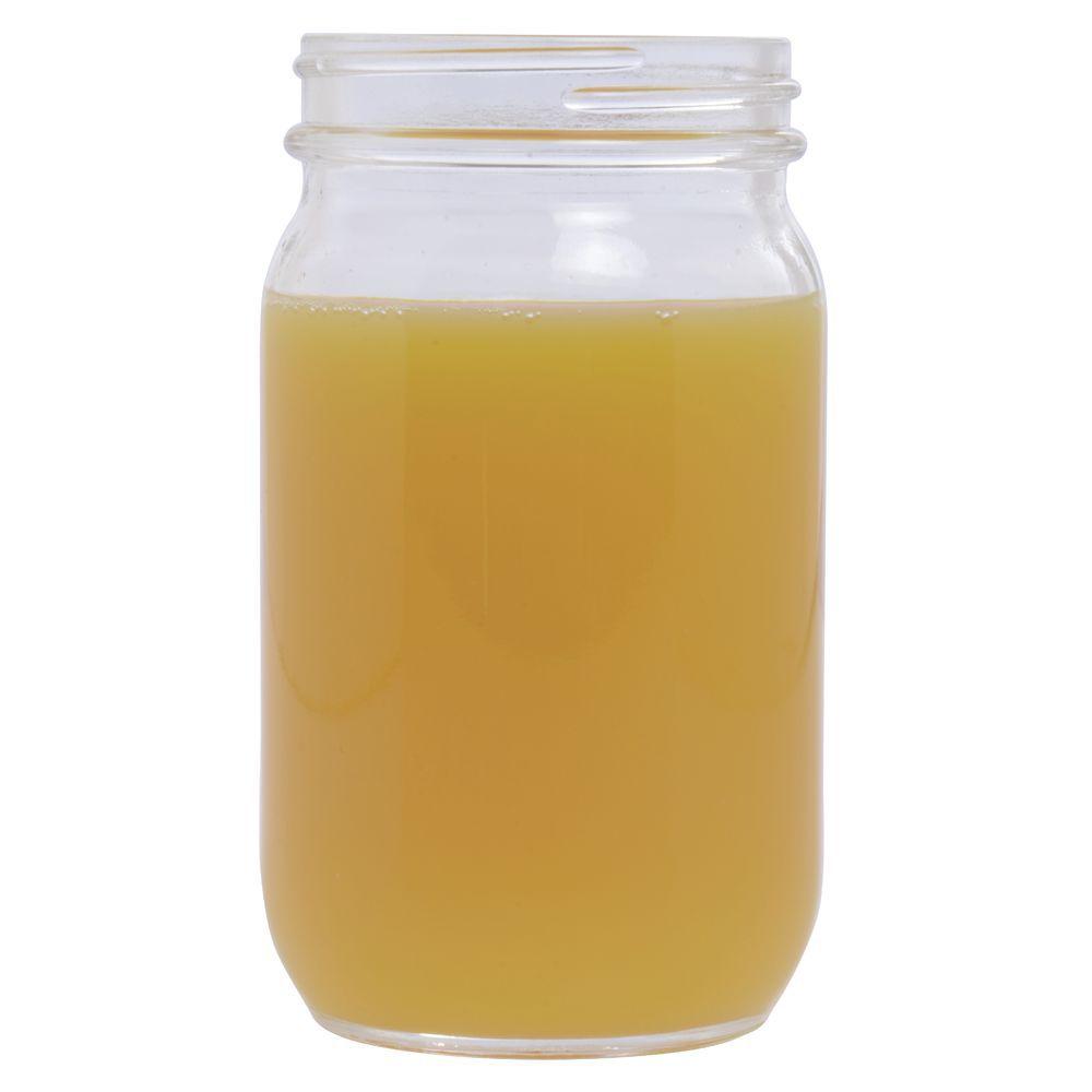 JAR, DRINKING, 8 OZ