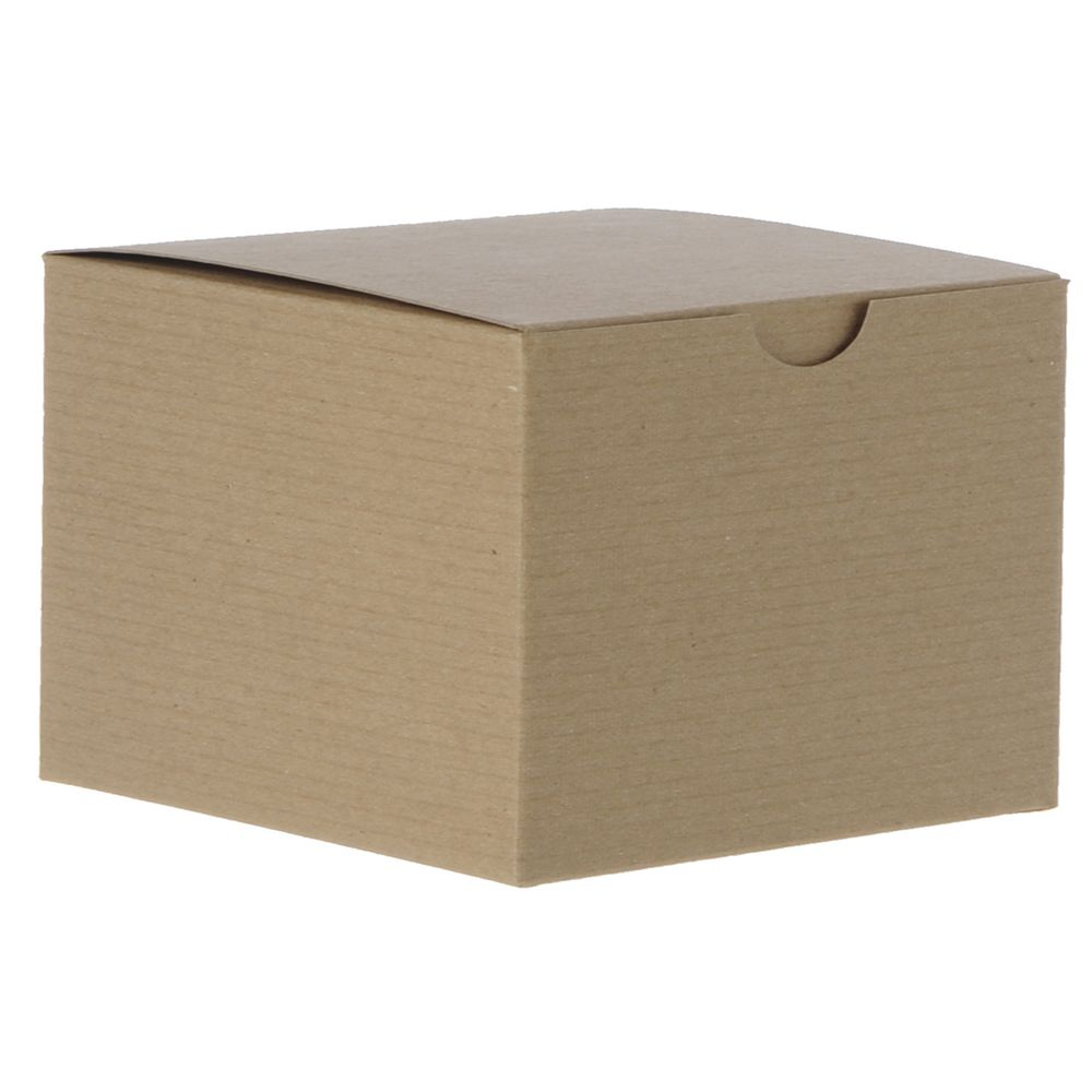 Usa Made Kraft Gift Boxes