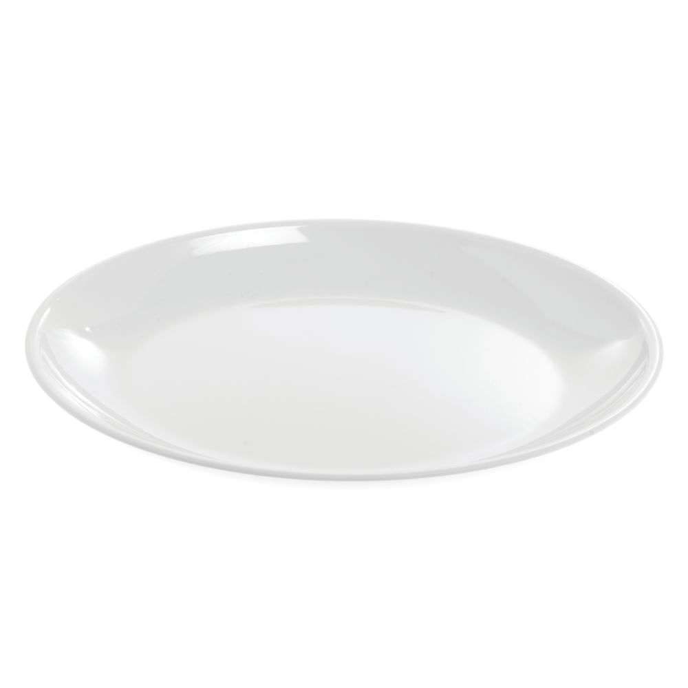 BOWL, 18X11X1.5, HEAVYWEIGHT, WHITE