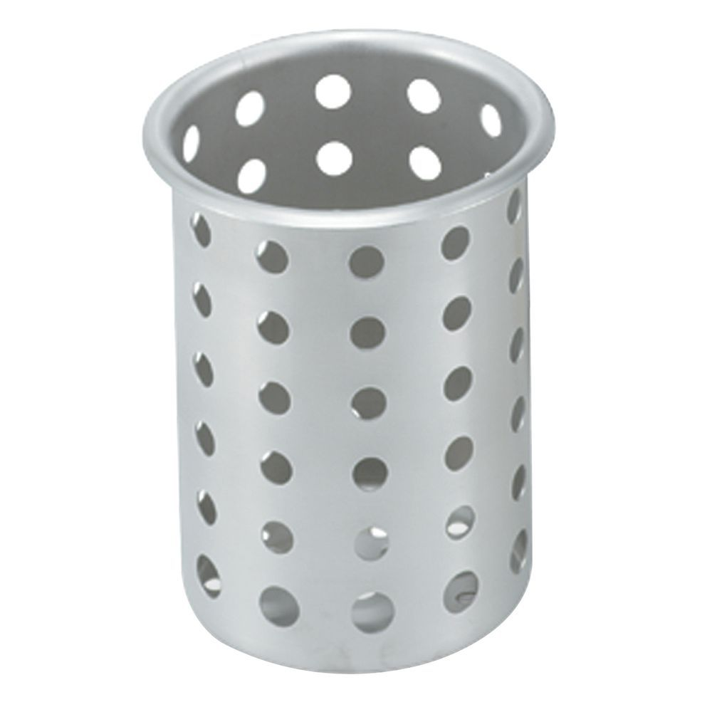 "Stainless Steel Perforated  Cylinder 4""Dia"