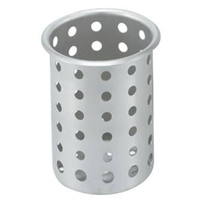 FLATWARE CYLINDER S/S - PERFORATED