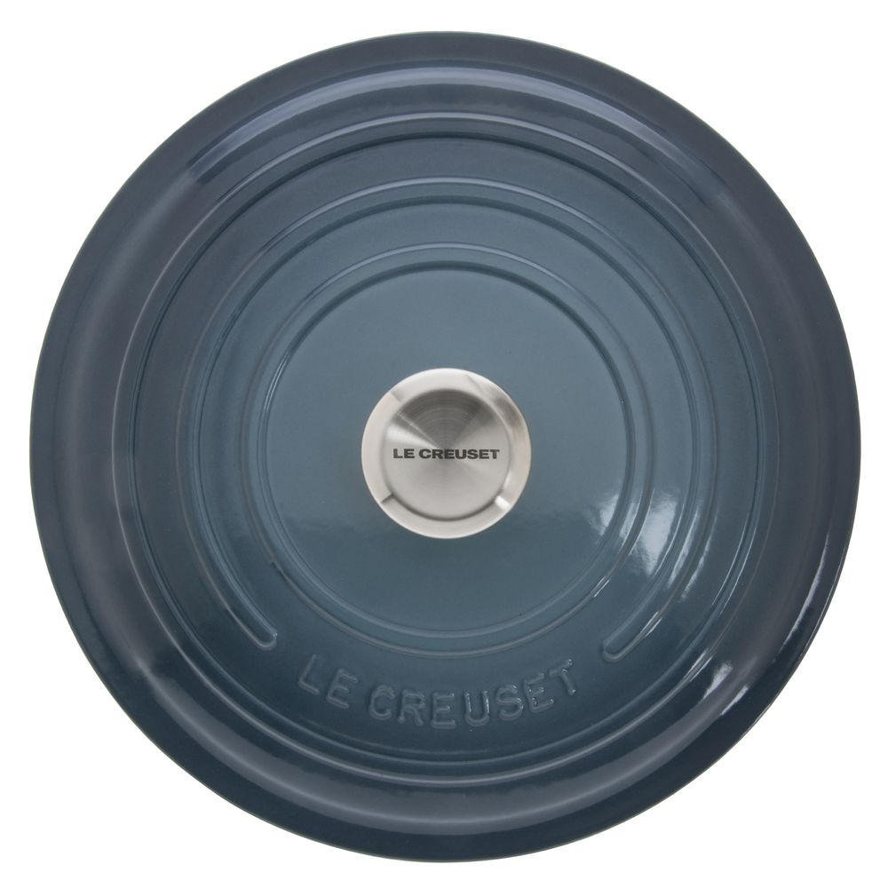 OVEN, FRENCH ROUND, MARINE, 7.25 QT CAST