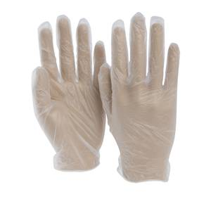 GLOVE, DISP, POWDERED VINYL, LG, 100/BX