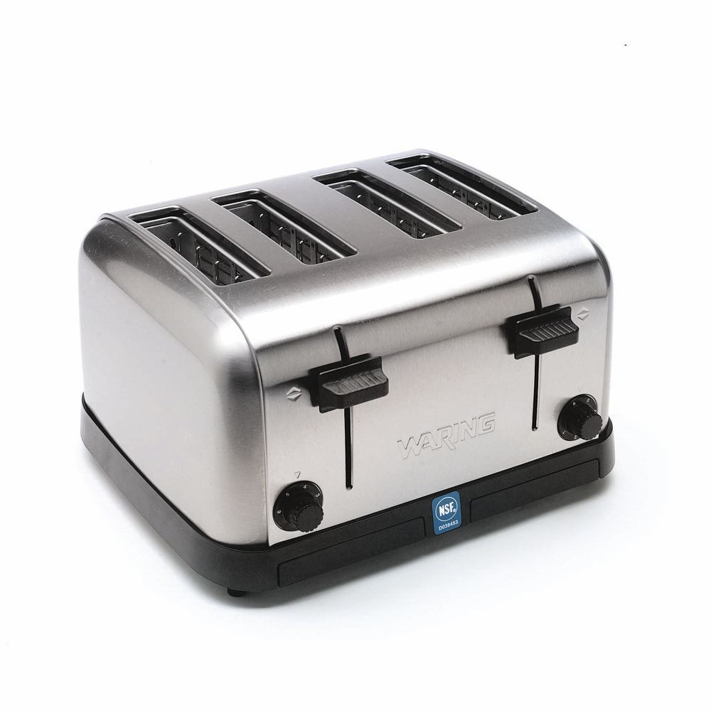 Waring® 4 Slice Commercial Toaster