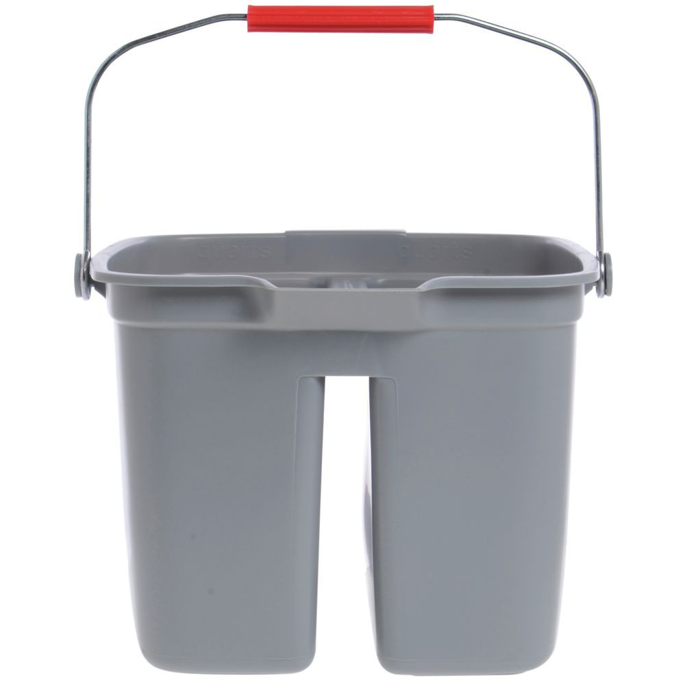 Plastic Buckets have a Tough Flexible Construction that Will Not Crack