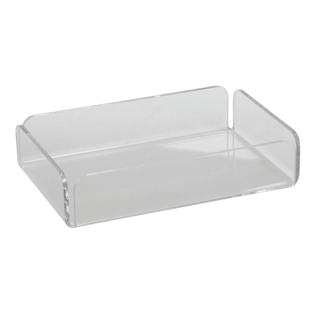 Acrylic Display Tray 9 x 6 Clear