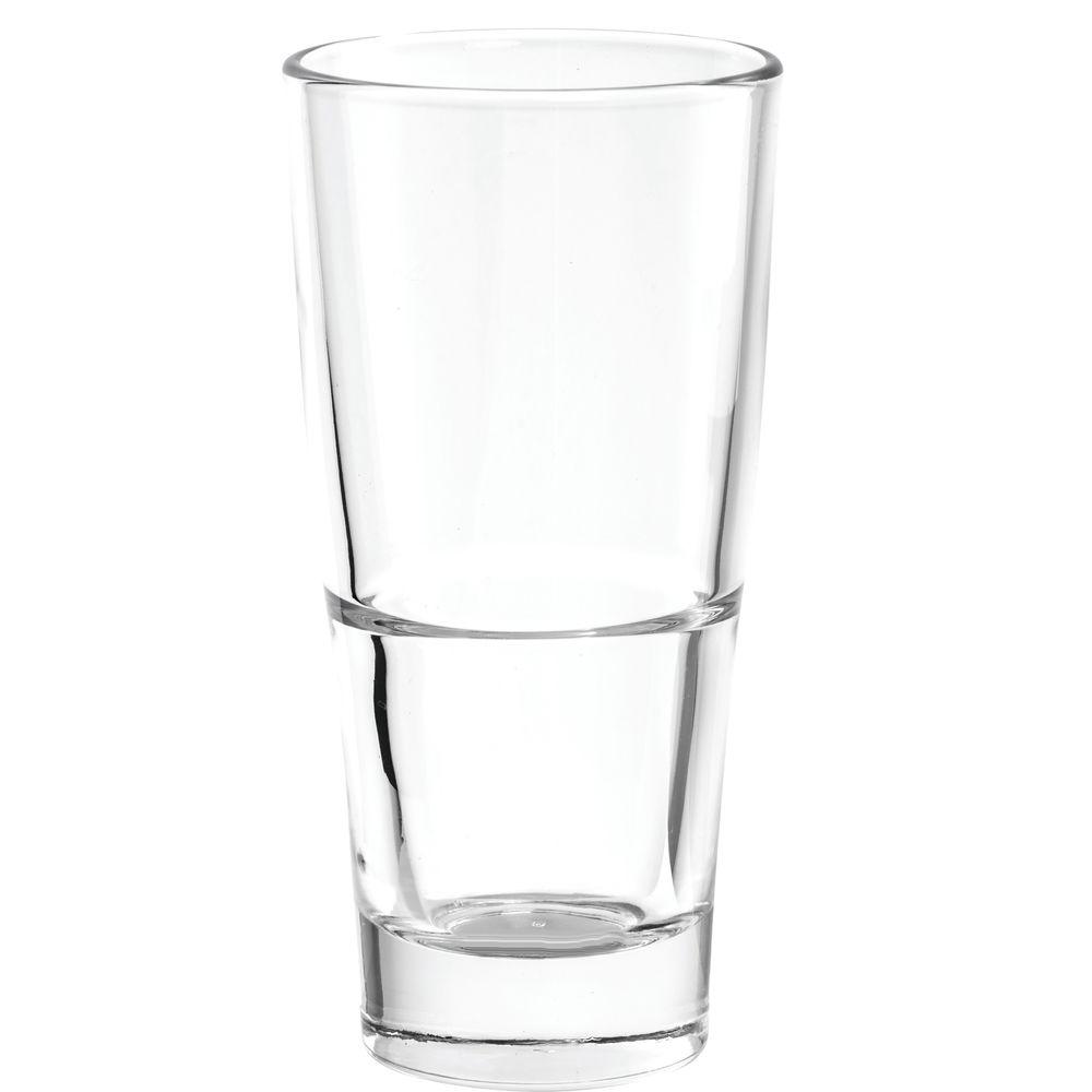 BEVERAGE, GLASS, URBANE, 12OZ, CS/12