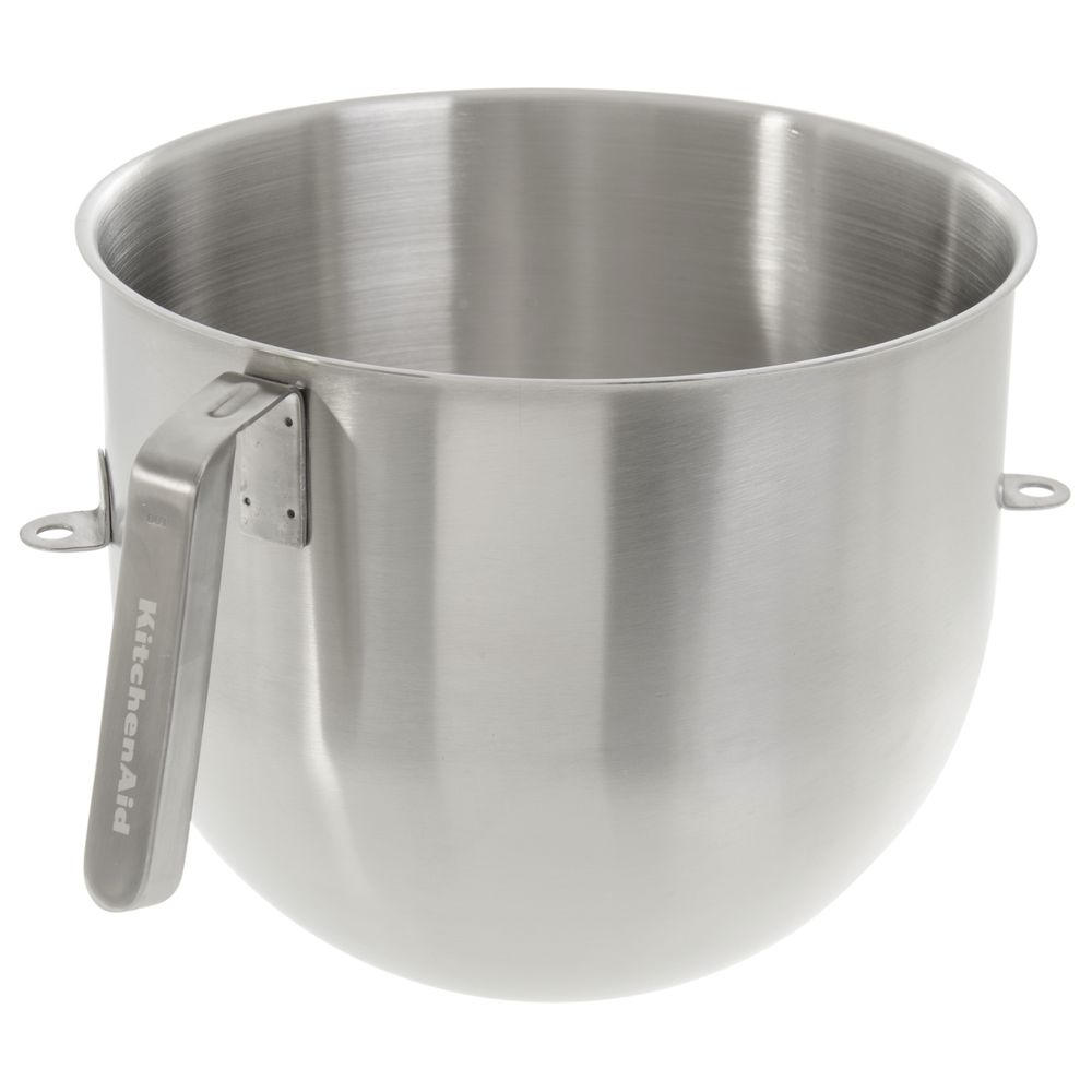 BOWL, 8 QT, COMMERCIAL, BRUSHED S/S