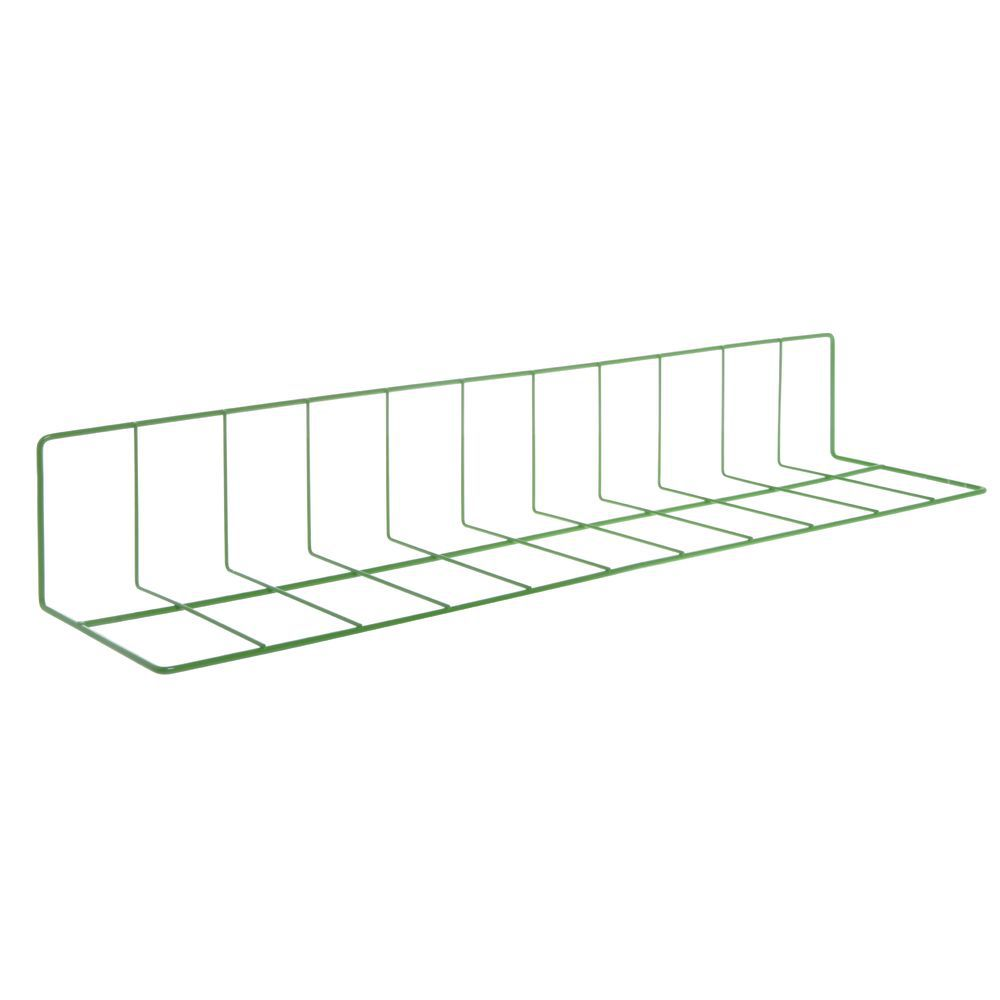 """GREEN 26X6X4""""WIRE FENCE DIVIDER"""