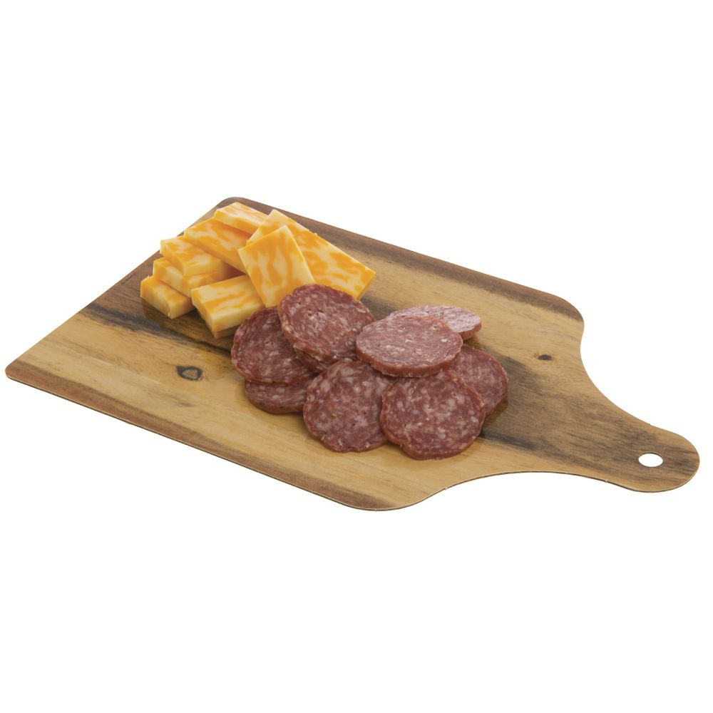 Disposable Serving Board Wood-Look Small 400/Cs|Disposable Serving Board Wood-Look Small 400/Cs