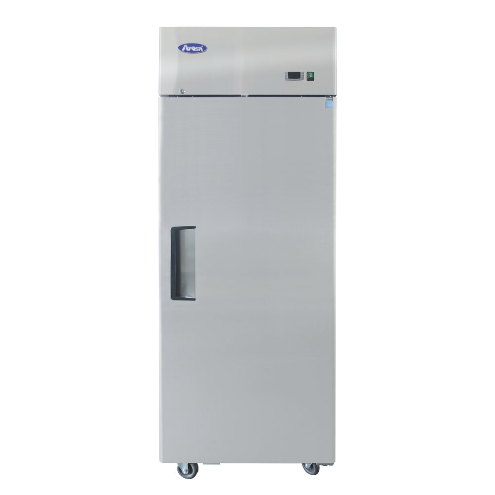 REFRIGERATOR, REACH-IN, ONE-SECTION, TOPMNT
