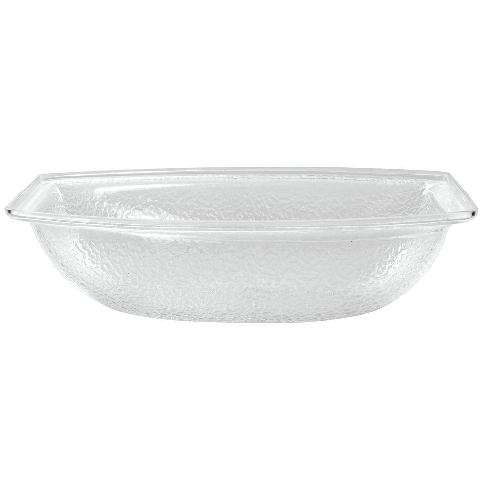 Clear Plastic Bowl