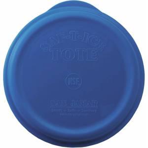 LID, SAF-T-ICE TOTE, BLUE