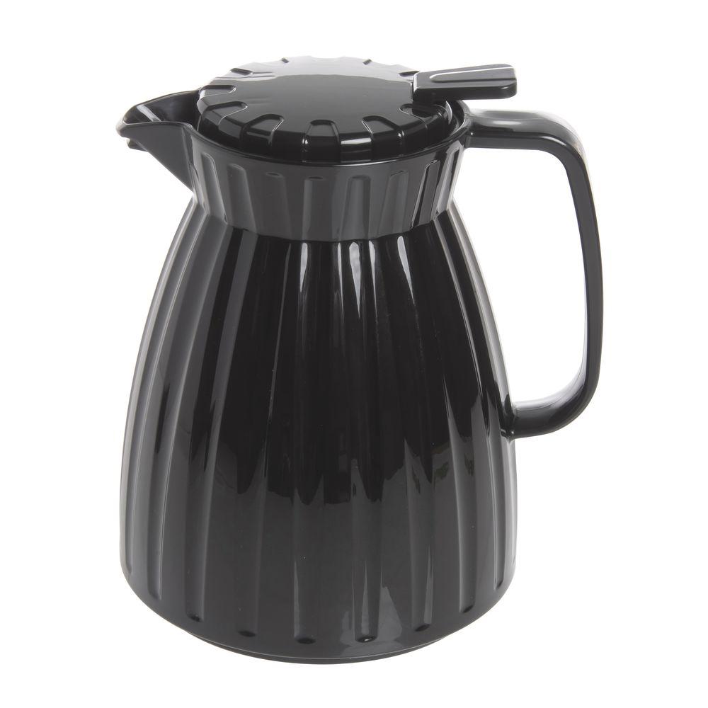 SERVER, PLASTIC, BLACK, 0.6L