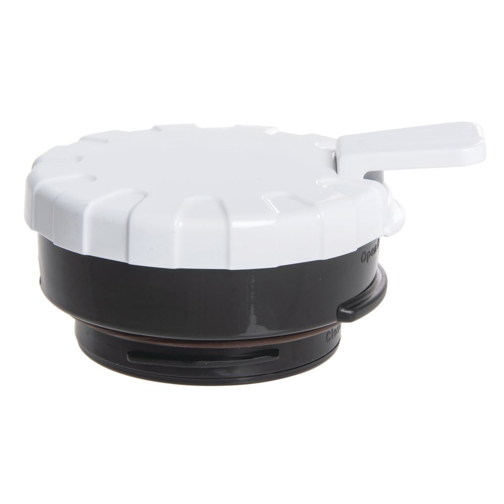 LID, REPLACEMENT, WHITE, LEVER
