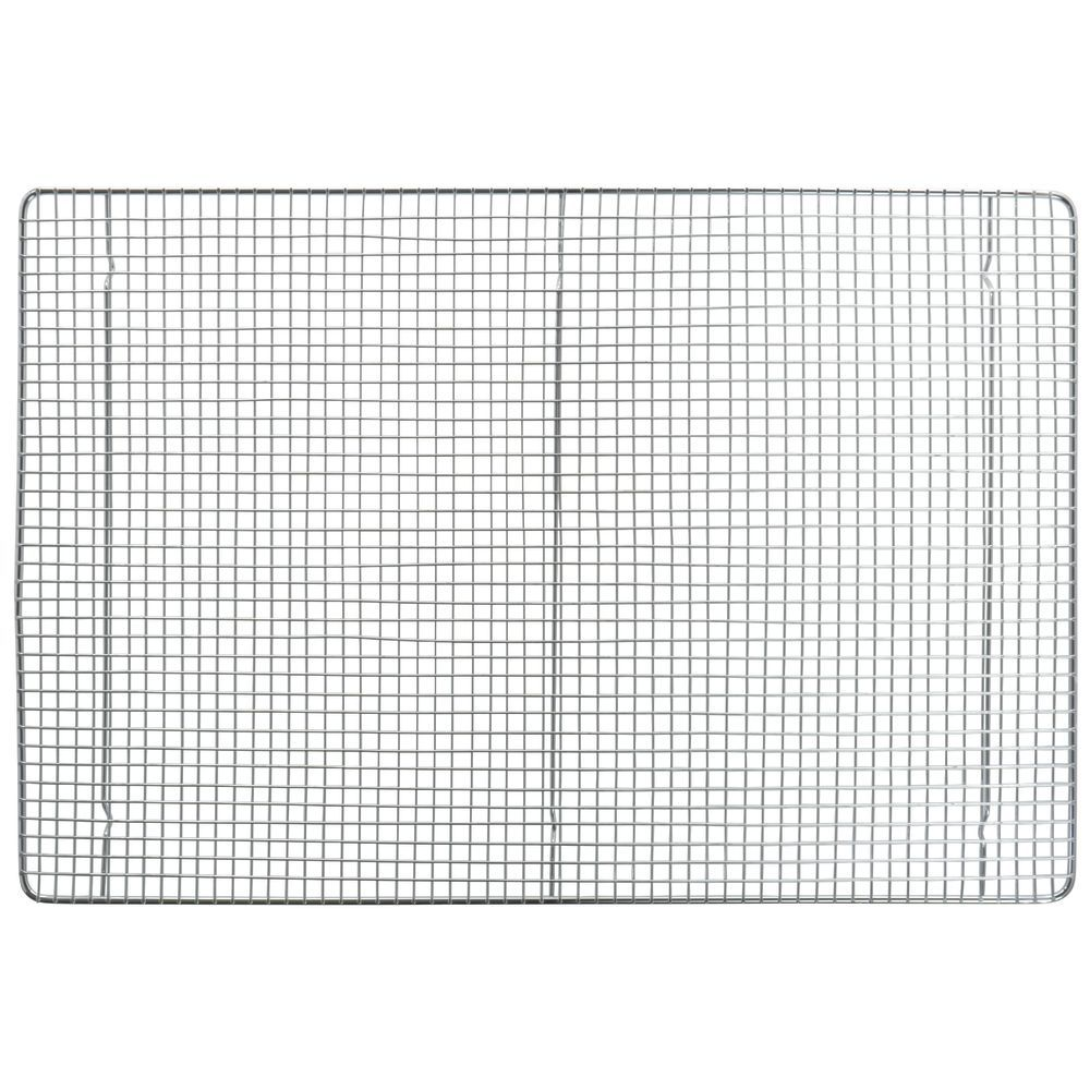 "GRATE, PAN, 16X24"", CHROME PLATED"