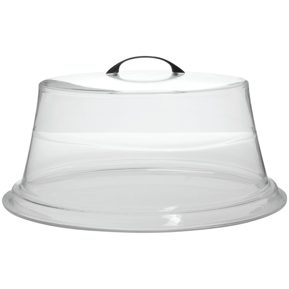 Clear Plastic Cake Dome is Durable for Long Lasting Use