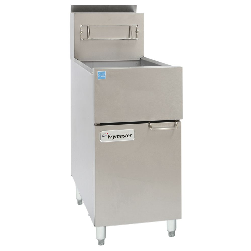 35# VALUE GAS FRYER, NA, QUICK SHIP