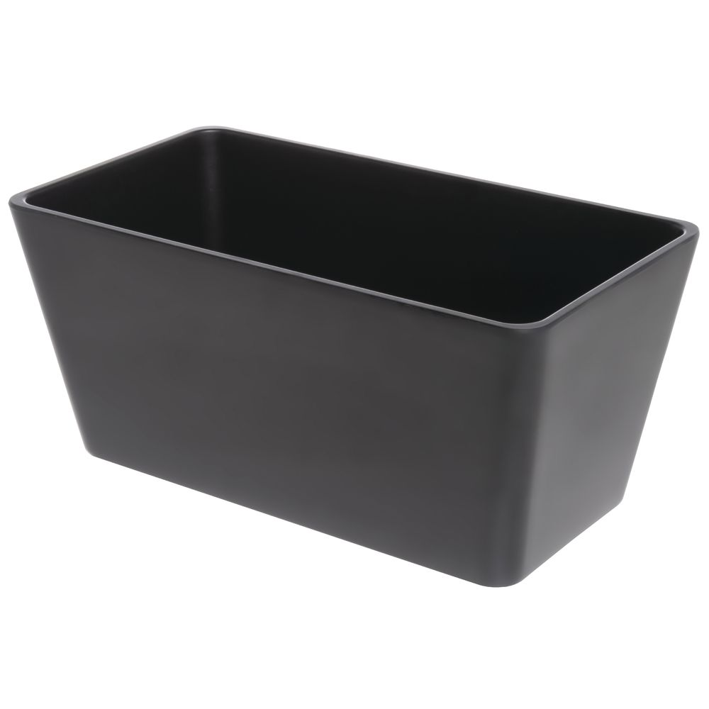 HOUSING, BLACK, MELAMINE, THIRD SZ