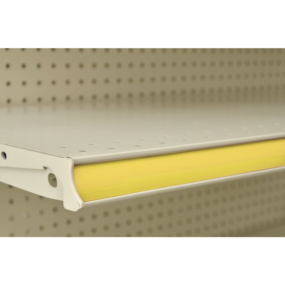 COVER, PRICE CHANNEL, YELLOW (10/PK)