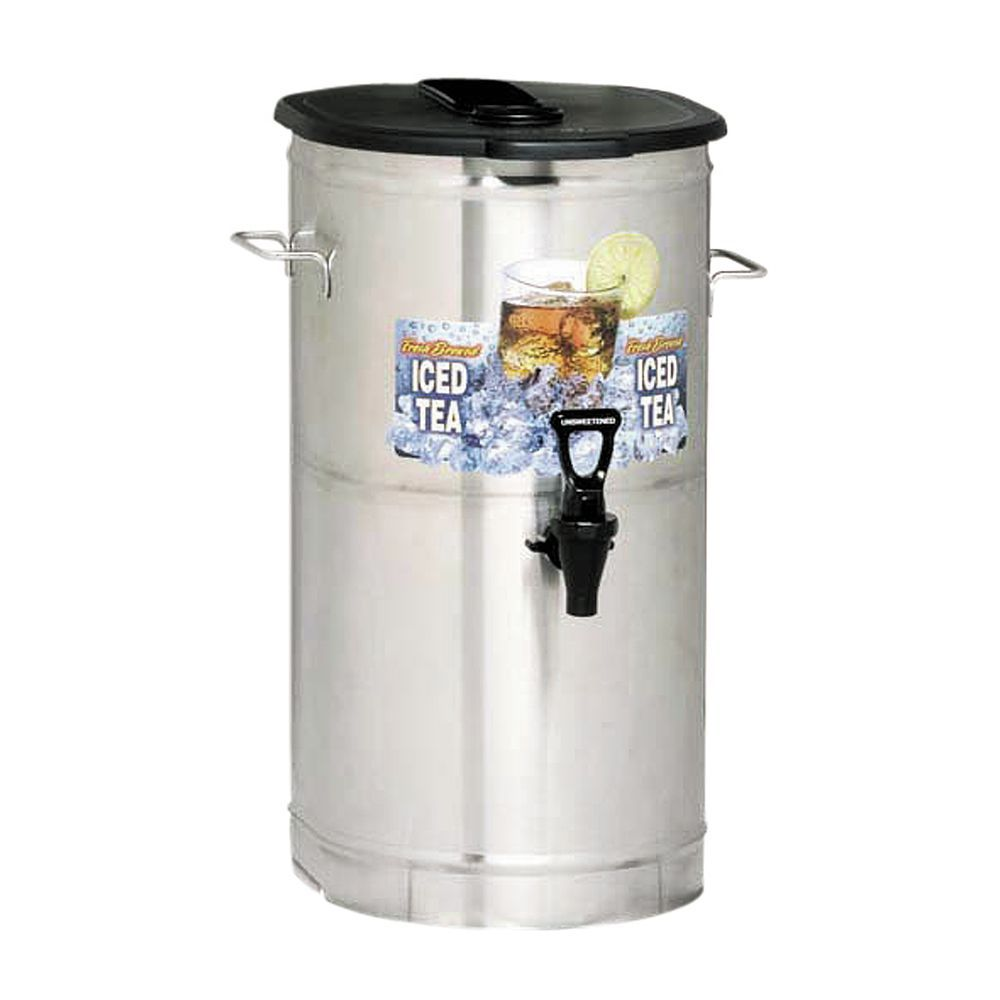 DISPENSER, TEA, 3. GALLONS, 19H X9.8WX12.8