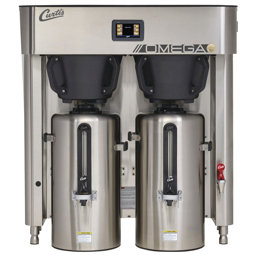 BREWER, AUTOMATIC, TWIN, THERMAL, 3 GALLON