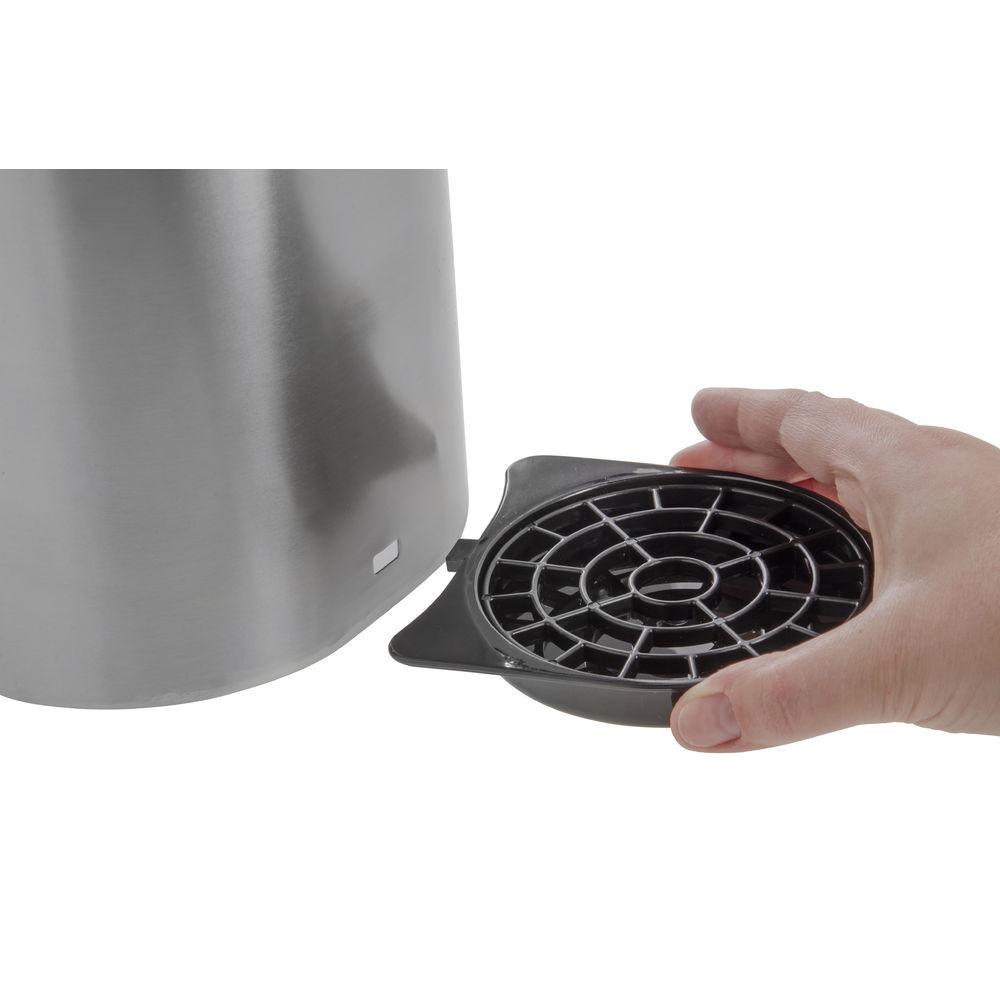 HUBERT® Iced Tea Dispenser with Spigot Stainless Steel 3 Gal