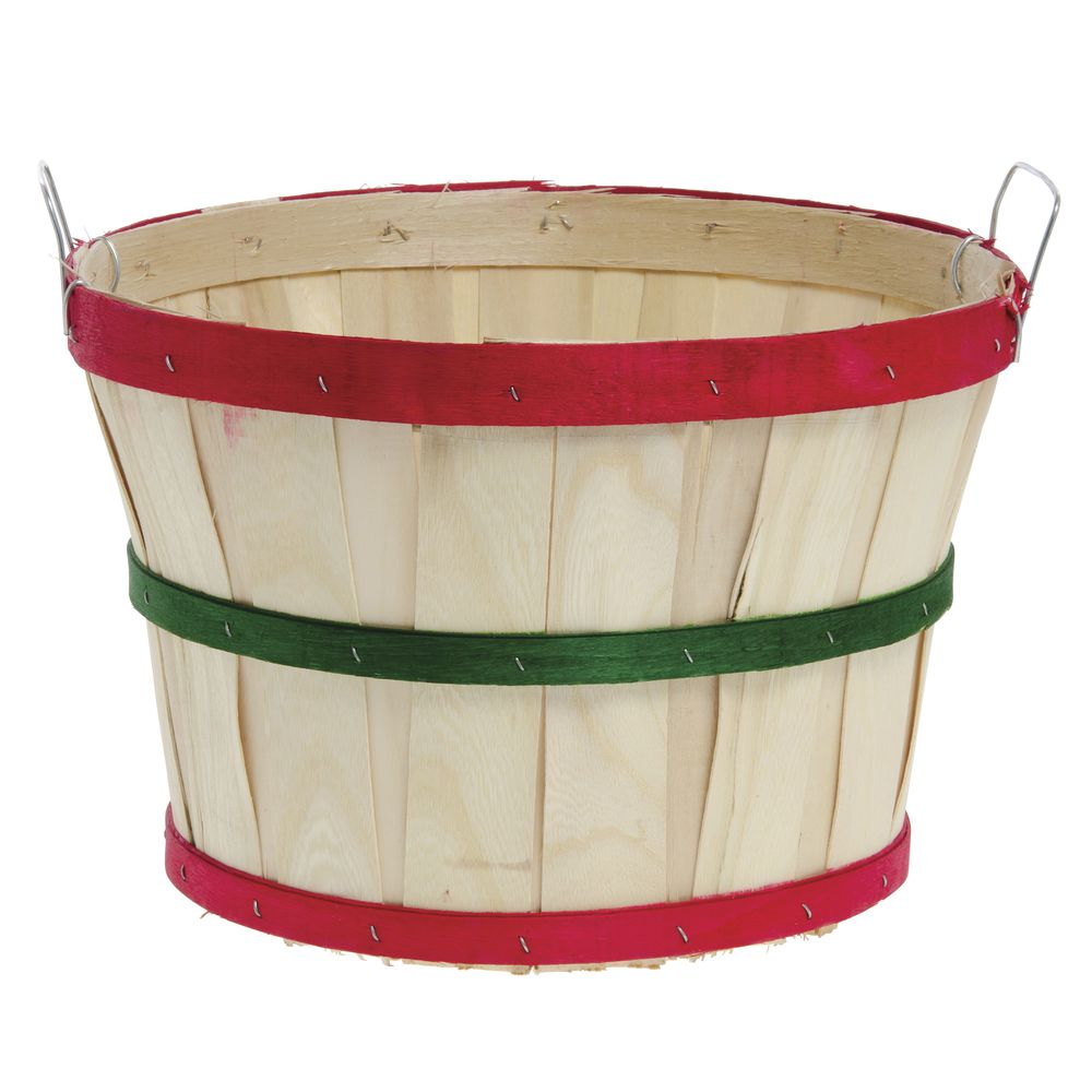 Produce Basket has an Attractive Multi-Color Design