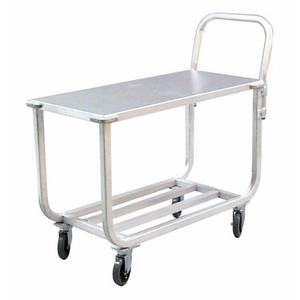 CART, PRODUCE/STOCK UTILITY, ALUM.