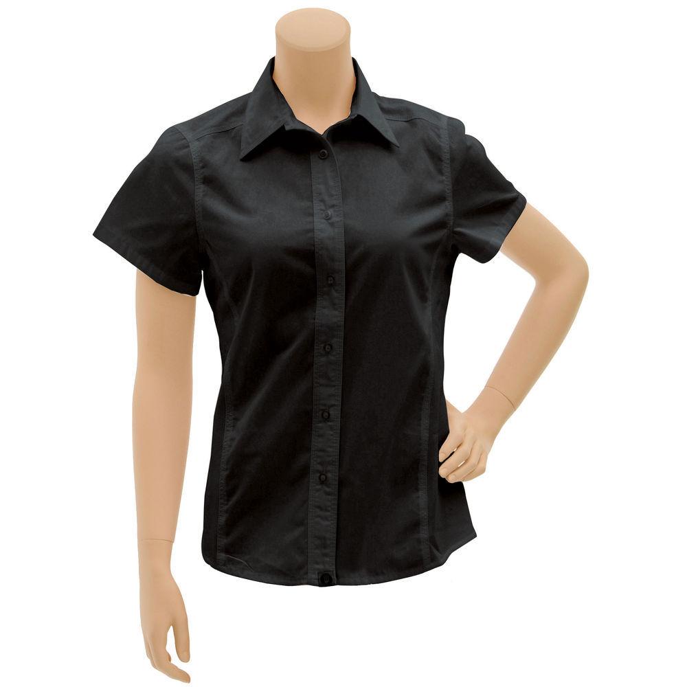 SHIRT, UNIVERSAL, WOMEN'S, XL, BLACK